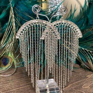 Jewelry - Fringe Drop Earrings